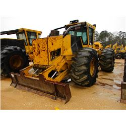 2007 TIGERCAT 630C SKIDDER, VIN/SN:630262 - GRAPPLE, SKIDDER ARCH, WINCH, ECAB W/AIR, 30.5L-32 TIRES