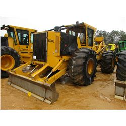 2014 TIGERCAT 620E SKIDDER, VIN/SN:6206434 - GRAPPLE, DUAL ARCH, WINCH, ECAB W/AIR, 30.5L-32 TIRES,