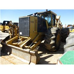 2015 TIGERCAT 620E SKIDDER, VIN/SN:6206509 - GRAPPLE, DUAL ARCH, WINCH, ECAB W/AIR, 30.5L-32 TIRES,