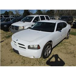 2010 DODGE CHARGER VIN/SN:2B3AA4CT1AH304578 - V8 GAS ENGINE, A/T, ODOMETER READING 139,879 MILES (ST