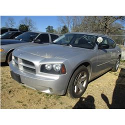 2008 DODGE CHARGER VIN/SN:2B3LA43H48H216431 - V8 GAS ENGINE, A/T, (STATE OWNED)