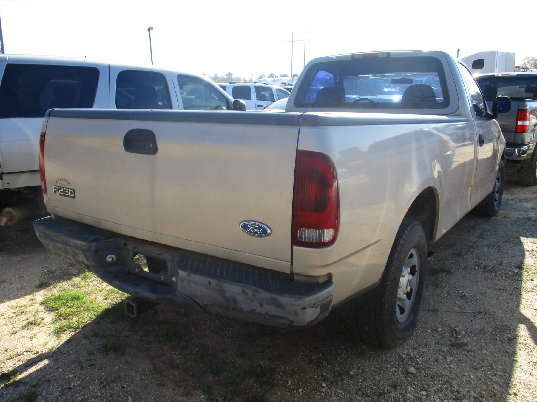 1997 ford f250 engine cover