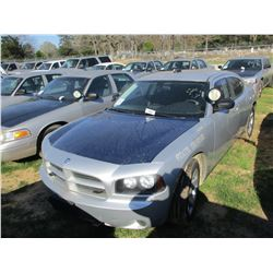 2010 DODGE CHARGER VIN/SN:2B3CA4CT1AH255049 - V8 GAS ENGINE, A/T (STATE OWNED)