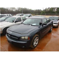 2008 DODGE CHARGER VIN/SN:283LAY3H78H216410 - V8, A/T (DOES NOT OPERATE) (STATE OWNED)