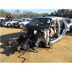 2013 CHEVROLET TAHOE VIN/SN:1GNLC2E05DR258015 - WRECKED SHELL (DOES NOT OPERATE) (STATE OWNED) (TITL