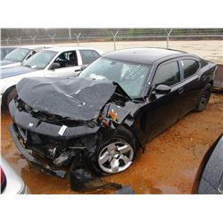 2010 DODGE CHARGER VIN/SN:2B3CA4CT7AH255055 - V8 GAS ENGINE, A/T (STATE OWNED)