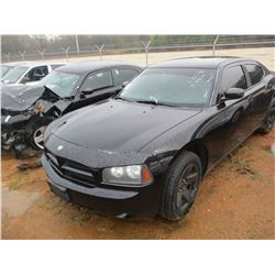2010 DODGE CHARGER VIN/SN:2B3AA4CT1AH303219 - V8 GAS ENGINE, A/T (STATE OWNED)