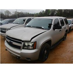 2008 CHEVROLET TAHOE VIN/SN:1GNEC03058R132470 V8 ENGINE, A/T (DOES NOT RUN) (STATE OWNED)