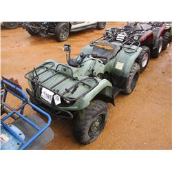 YAMAHA 350 4 WHEELER (DOES NOT OPERATE) (STATE OWNED)