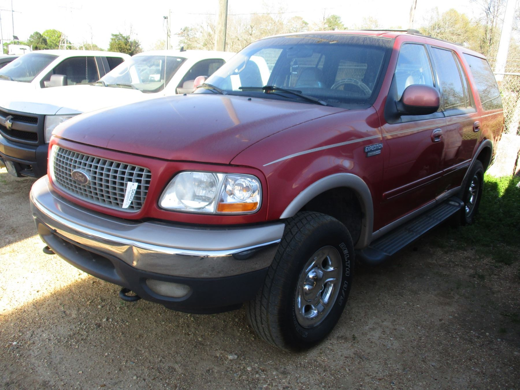 1999 expedition engine