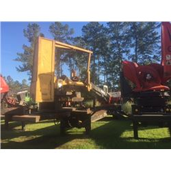 2004 PRENTICE 384 LOG LOADER, VIN/SN:PR60298 - RILEY DELIMBER, ECAB W/AIR, MOUNTED ON T/A TRAILER, M