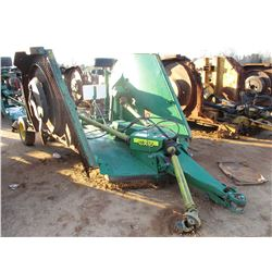 JOHN DEERE CX15 ROTARY CUTTER, VIN/SN:0008546 - 15' BATWING, HYD LIFT (COUNTY OWNED)