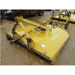 BUSH-WHACKER ST-8410 ROTARY CUTTER, VIN/SN:1346-46008 - 7' WIDTH (COUNTY OWNED)