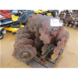 4 SECTION DISC FITS DISC HARROW