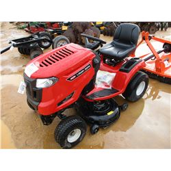 """ROVER LAWN-KING RIDING MOWER, VIN/SN:1G267H10400 - 42"""", (UNUSED)"""