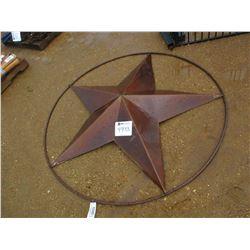6' METAL STAR