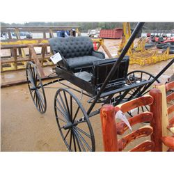 AMISH DOCTOR CARRIAGE