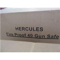 40 GUN SAFE FIRE PROOF