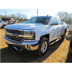 2016 PICKUP, VIN/SN:3CGUKSEC5GG214787 - 4X4, CREW CAB, V8 GAS ENGINE, A/T, ODOMETER READING 107,536