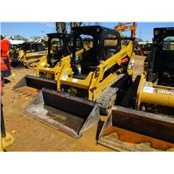 CAT 259B Skid Steer
