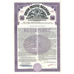 Union Pacific Railroad Co., 1946 Specimen Bond
