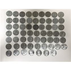 U.S. Steel Lincoln Cents Assortment.
