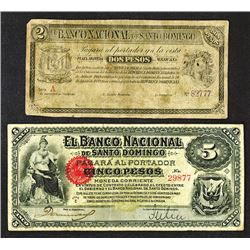 Banco Nacional de Santo Domingo.