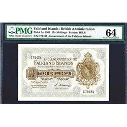 Government of the Falkland Islands. 1960 Issue.