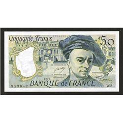 Banque du France, 1976, Issued 50 Francs