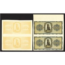 Bank of Greece. 1942 Inflation Issue.