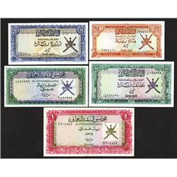 Oman Currency Board; Central Bank of Oman Issues.