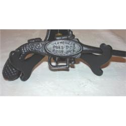 American Bulldog Pistol Form Boot Jack