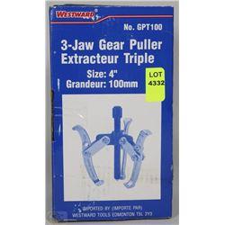 WESTWARD 3 JAW GEAR PULLER