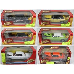 FEATURED DIE CAST CARS 1PM