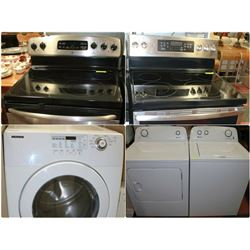 FEATURED APPLIANCES WITH 1 YR WARRANTY (IN EDMONTON
