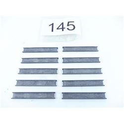 10 stripper clips 7.62x25