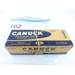 22 long rifle Canuck