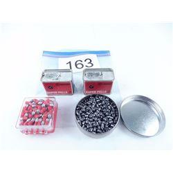22 caliber pellets