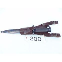 Swedish Conical Stud Bayonet