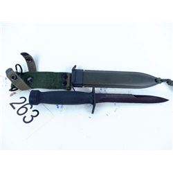 U.S. M8A1 Fighting Knife
