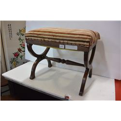 VINTAGE EMPIRE STYLE BENCH