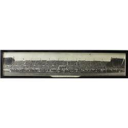 Large 1924 panoramic of Tex Austin Rodeo