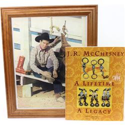 Collection of 2 includes J.R. McChesney book