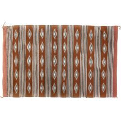 """Navajo Crystal rug 36"""" X 57"""" woven by Lowaine"""
