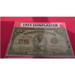 1923 Shinplaster