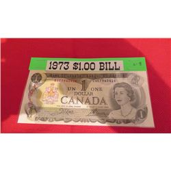 1973 $1.00 last year of issue