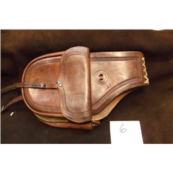 Marked Powder River Saddles and Harness Saddle Bags -Made by Denver Dry Goods Co. Denver, Co.