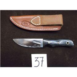 "Marked Randall Made Orlando Fl., S Knife –Original Sheath, 3"" Blade -3"" Handle"