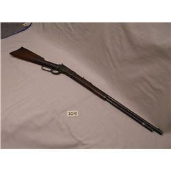 "Winchester 92 Rifle, .38-40, 24"" Barrel, #171613"