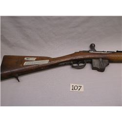 """Unmarked Dutch Beaumont, 1875 Rifle, 11 MM- 33"""" Barrel, Stock Stamped MAASTRICIIT 4875"""